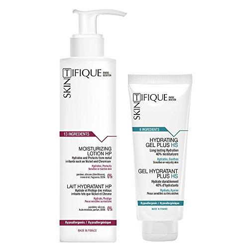 Pack Eczema/Dermatite - Protège la peau contre...