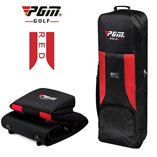 PGM Golf Aviatin Sac de Golf Air Package épaissir rembourré Sac de Golf Housse de Transport avec...