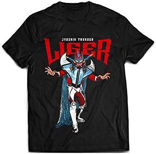 獣神サンダー・ライガー「WORLD LEGEND 2019」Tシャツ L