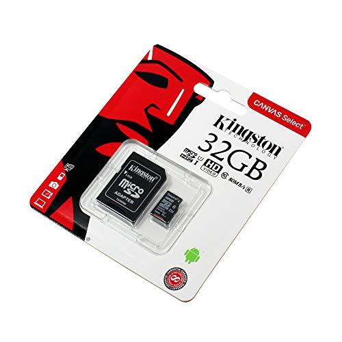 32GB microSD Speicherkarte für Samsung Galaxy J3 (2016) SM-J320P, Class 10