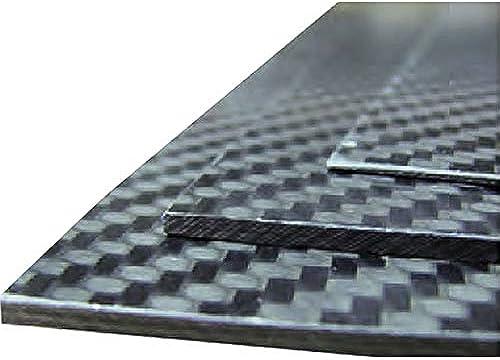 R&G CFK-Platte ECOTECH 550 350 1,0MM
