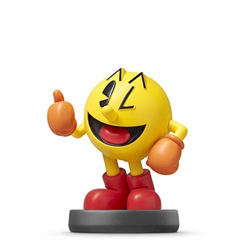 Pac-Man amiibo (Super Smash Bros Series)
