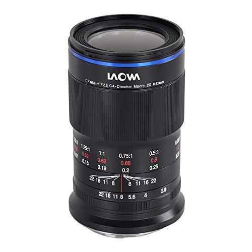 LAOWA 65mm f/2.8 2X Ultra Macro Compatible Avec Sony E Garanti 2 ANS