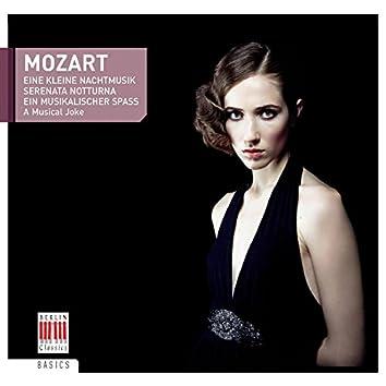 Mozart: Eine kleine Nachtmusik - Serenata notturna - Ein musikalischer Spass