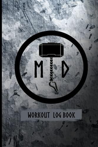 Workout Log Book:: Diario per registrare i tuoi allenamenti quotidiani in palestra, 160 schede per sollevamento pesi e cardio per tracciare i tuoi ...   Agenda da palestra per uomini e donne