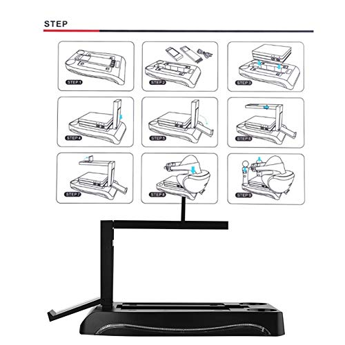 Controller Dock di Ricarica ABS Facile da Usare, per Dock di Ricarica PS4, per casa per PS4 VR per Altre periferiche di Gioco