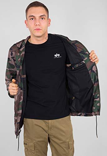 ALPHA INDUSTRIES Herren Übergangsjacken Camo 65 Camouflage XL