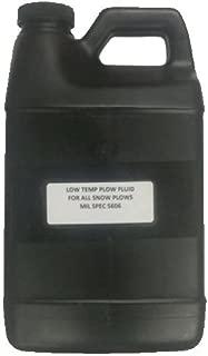 Western Universal Snow Plow High Performance Plow Hydraulic Fluid Oil 2 Quart
