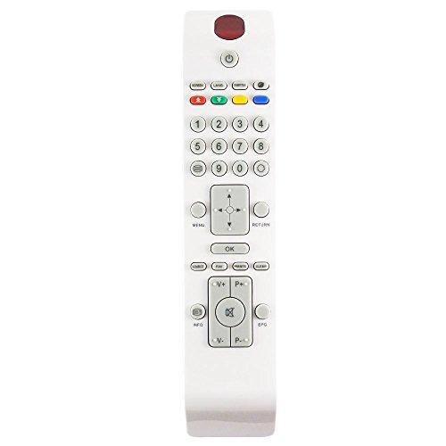 Echte witte RC3902 / RC-3902 TV-afstandsbediening voor specifieke Akai-modellen