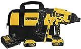 DEWALT 20V MAX XR Crown Stapler, Cordless Fencing Kit, 9GA (DCFS950P2)