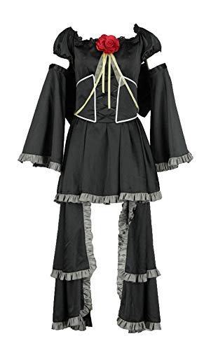 CHIUS Cosplay Costume Outfit for The Secret Black Vow Kagamine Rin Version 5