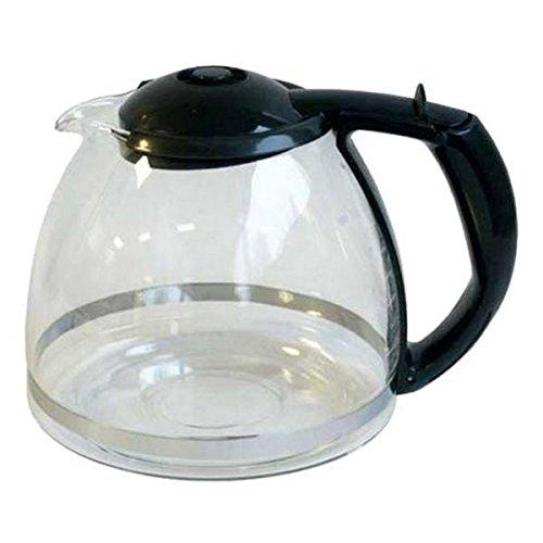 Verseuse verre 10/15 tasses pour tc2401, tc4010, tc4020, tka1411, tka28...