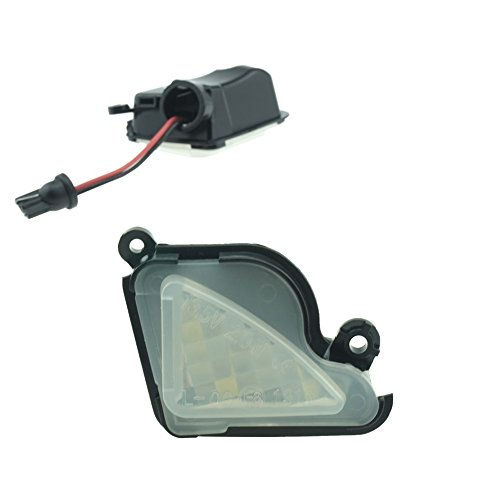 2x Do!LED N14 LED SMD Umfeldbeleuchtung Spiegel Umgebungslicht mit E Prüfzeichen
