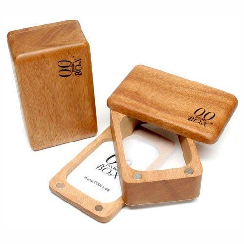Caja de Madera Polinizadora para curado 00Box 88x51x38mm (00