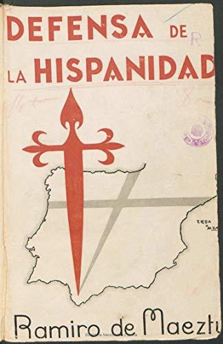 Defensa de la Hispanidad eBook: de Maeztu, Ramiro: Amazon.es ...