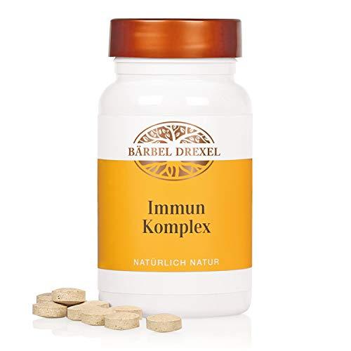 BÄRBEL DREXEL® Immun Komplex Kapseln (162 Stk) Immunsystem Stärken, Vitamine, Propolis, Echinacea 100% Natürliche Herstellung Deutschland Vitaminkomplex Vitamin C