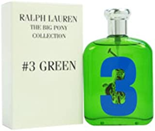 Ralph Lauren - The Big Pony Collection # 3 (4.2 oz.) 1 pcs sku# 1897086MA