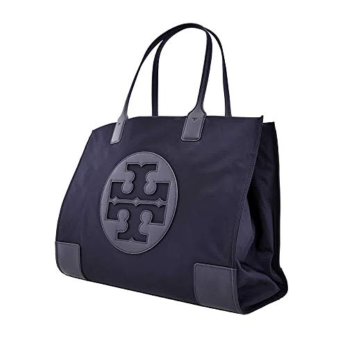 Tory Burch Ella Tote Tory Navy One Size