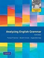 Analyzing English Grammar: International Edition