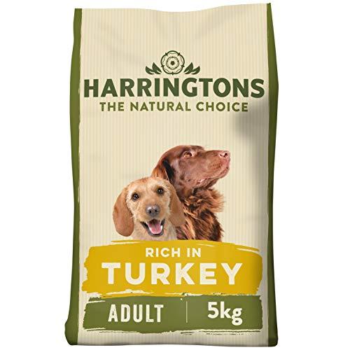 Harringtons Turkey & Veg Dry Adult Dog Food, 5kg