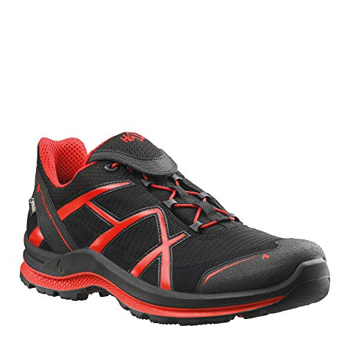 Haix Black Eagle Adventure 2.0 GTX Low/Black-red Hoher Freizeit. 41