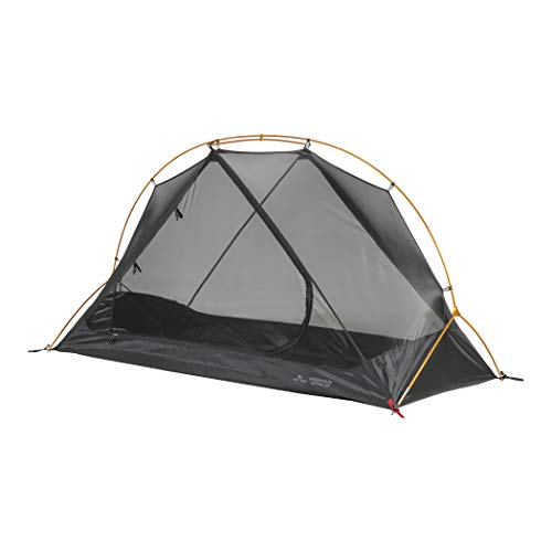 TETON Sports Mountain Ultra Tent; 1 Person Backpacking Dome Tent for Camping