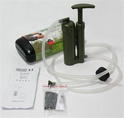 PureEasy Soldier Portable Mini Water Filter Purifier