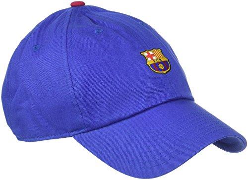 NIKE FC Barcelona Heritage86 Gorro, Unisex Adulto, Azul (Royal Intenso) / Rojo (Noble), Talla Única