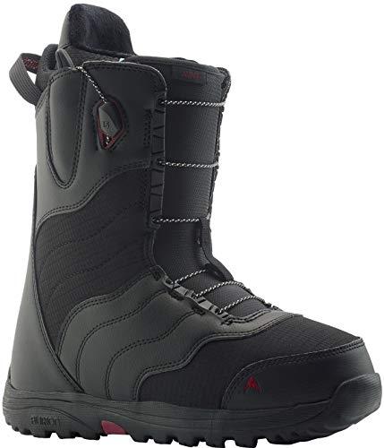 Burton Mint Snowboard Boots Womens Sz 10 Black
