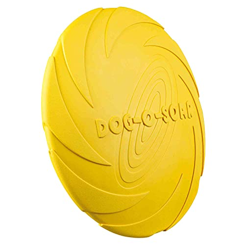Trixie 33502 Dog Disc, Naturgummi, ø 22 cm