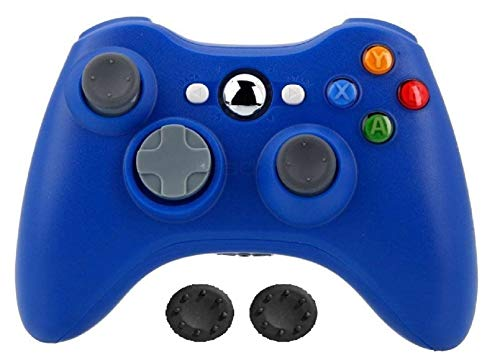 Wireless Controller Game Pad Color for Xbox 360 (Blue)