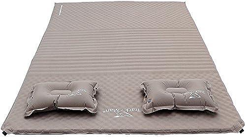 ZQ@QXPiscine autogonflable double mat mat 1881303.8cm