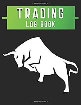 Trading Log book  Investing Planner Organizer to Record Investments and Trade History Profit Loss and Emotion Tracker for Forex Stock Crypto Market