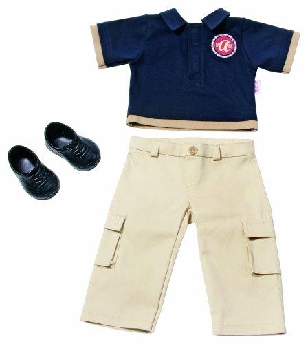 Zapf Creation 876053 - Sam Freizeit Outfit