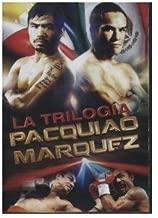 La Trilogia...MANNY PACQUIAO VS JUAN MANUEL MARQUEZ DVD