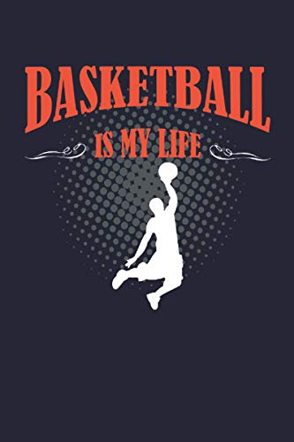 BASKETBALL PAPER NOTEBOOK