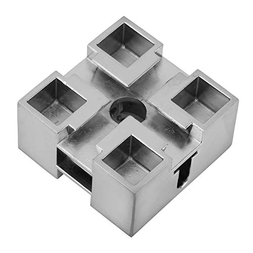 FTVOGUE Z030M metalen blok voor bevestiging van accessoires voor machines, metaal, knutselen