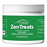 Hemp Dog Treats - Contains only the ingredient you know you want - no unnecessary extra additives Hemp Oil Dog Treats - Save money by not paying for extra ingredients that only add to their price Helps with a wide range of issues - dog anxiety, dog a...