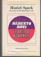 Memento Mori & The Ballard of Peckham Rye