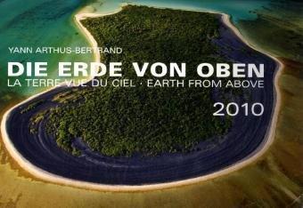 Weingarten-Kalender Die Erde von oben 2010