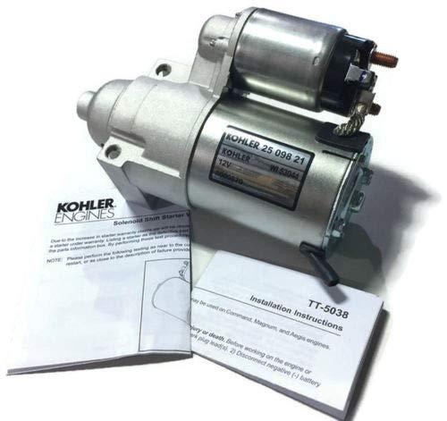 Kohler OEM Part 25 098 21-S Starter;Solenoid Shift KH-25-098-21-S 2509821-S