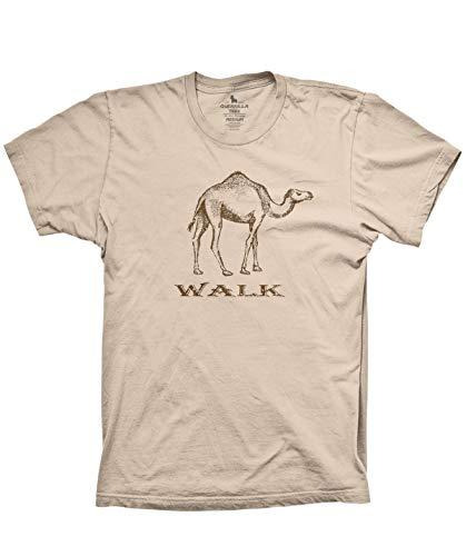 Guerrilla Tees Camel Walk Concert Shirt mi amiga mi amiga Phan Tshirt, Tan, 3XL