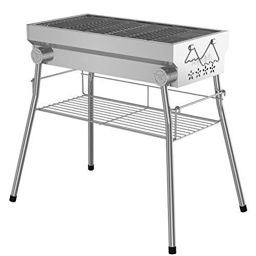 Supsiah Portable Charcoal Grill
