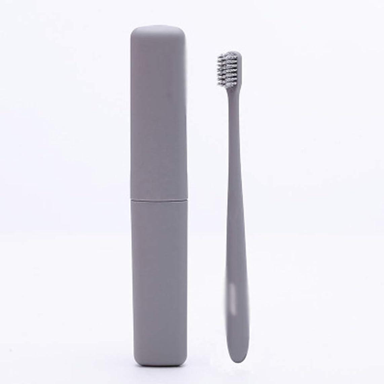 路面電車ロマンチック葉巻新しい特別に柔らかい密集した剛毛の歯ブラシ、歯肉炎および敏感な歯のための最もよい生物分解性の歯ブラシ,C