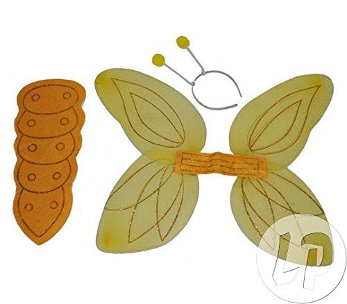 Fiesta Palace - Set Ailes antennes et Queue d'abeille 3pcs