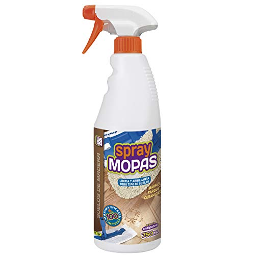 MONESTIR Spray Mopas, para mármol, parquet, tarima, cerámi