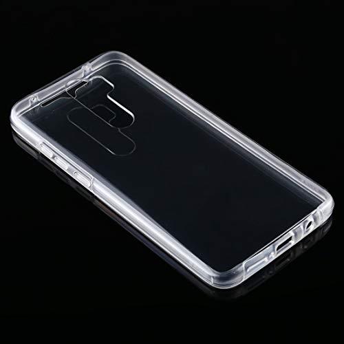 Phone case design FOR 8 Pro Transparente del Caso de PC + TPU Ultra-Delgado de Doble Cara con Todo Incluido TL for Xiaomi redmi Nota Xiaomi