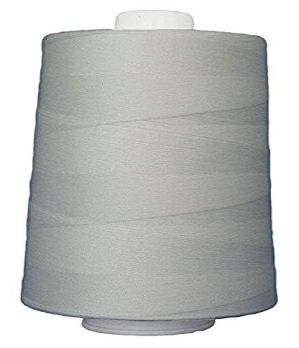 Superior Threads 13402-3002QC Omni 40W Polyester Thread, 6000 yd, Natural White