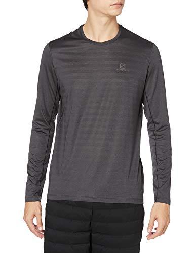 Salomon XA T-Shirt De Running à Manches Longues Et Léger Pour Homme