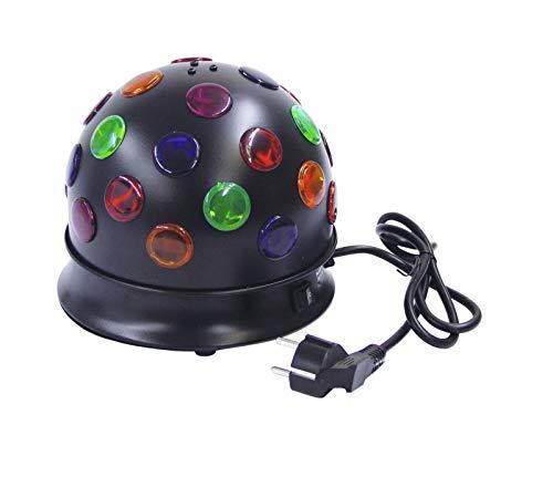 Eurolite B-10 Strahleneffekt | Kompakter Deko-Effekt | Für Partykeller, kleine Diskotheken oder mobile DJs